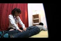 TD−0644 制服女子の卑猥な行為の一部始終